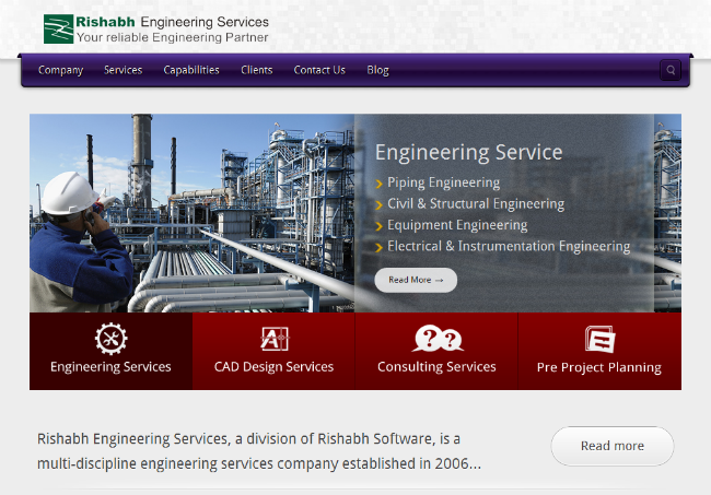 Rishabh Engineering