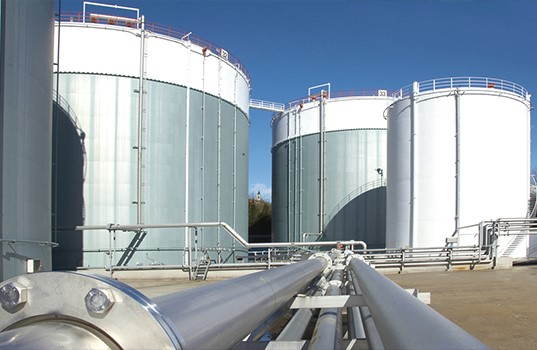 Oil and Gas Tanks
