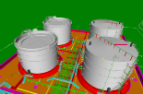 Piping Detailed Design for Tank Farm Terminal