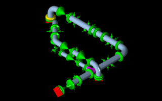 Structural & Piping Stress Analysis for OC & RAS Systems
