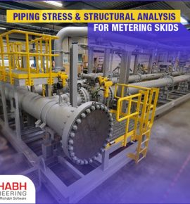 Structural & Piping Stress Analysis Calculation for Metering Skids