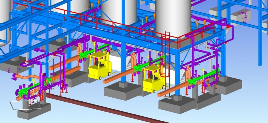 Top 6 3d Plant Design Softwares For Multi Disciplinary Engineering