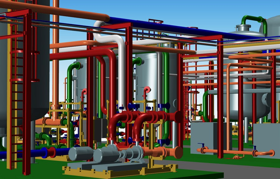 Top 5 Factors To Select 3d Piping Design Software