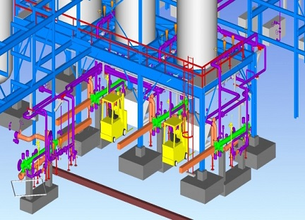 Top 6 3D Plant Design Softwares for Multi-Disciplinary Engineering