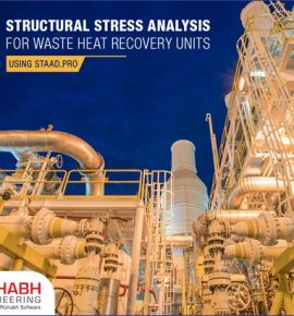 Waste Heat Recovery Units Structural Stress Analysis