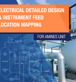 Electrical and Instrumentation Engineering For Amines Unit
