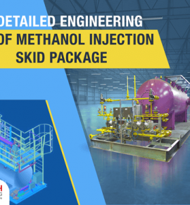 Skid Engineering And Design For Methanol Injection Skid