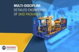 Skid Packages Detailed Design And Engineering